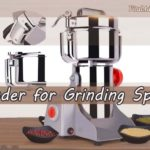 Best Blender for Grinding Spices [Reviews In 2020]