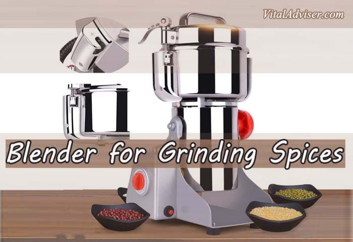 Blender for Grinding Spices