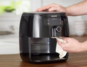 How to Clean an Air Fryer the Right Way