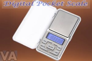 How to Calibrate Us Balance Digital Pocket Scale